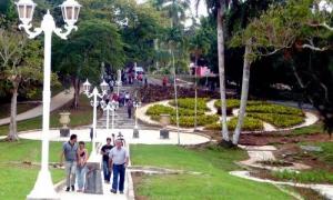 El rescate del parque La Güira