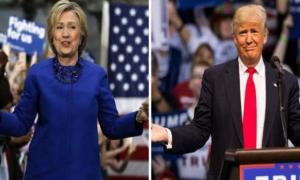 Hillary Clinton y Donald Trump son los favoritos para convertirse en los candidatos demócrata y republicano, respectivamente, a las próximas elecciones presidenciales en Estados Unidos.