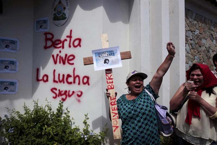 Asesino de Berta Cáceres confesó el crimen