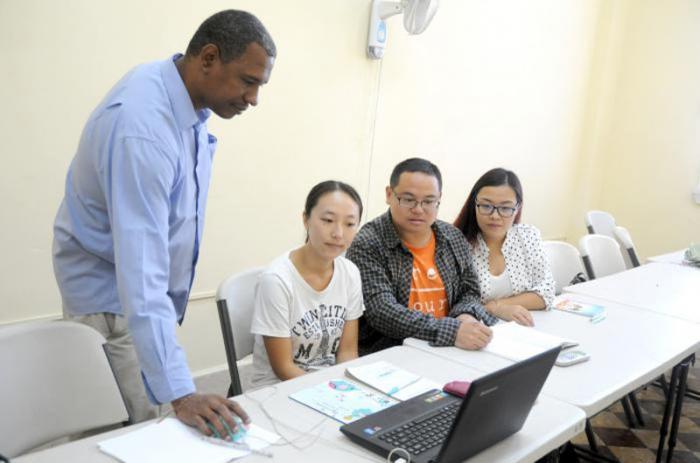 Universidad de Camagüey recibirá a estudiantes chinos de Licenciatura en Español-Literatura