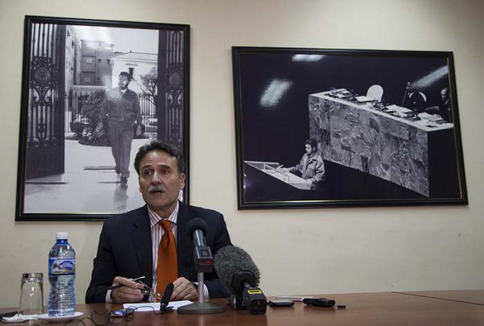 Minrex: las relaciones entre Cuba y Estados Unidos avanzarían más sin bloqueo