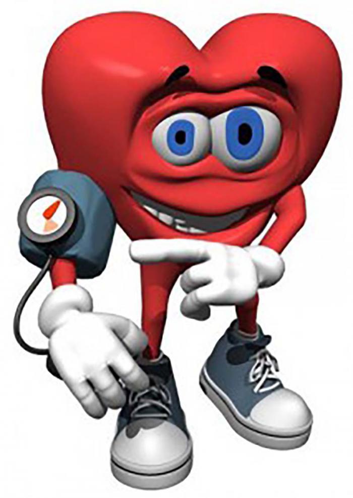 Cure niveles de hipertensión arterial con la naturaleza