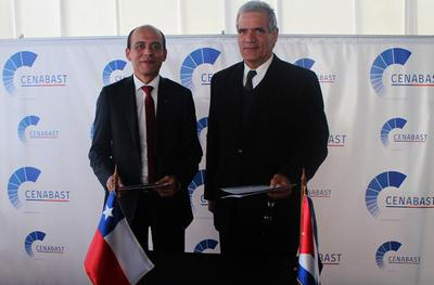 Cuba y Chile rubrican memorando para cooperaci�n en �rea de salud
