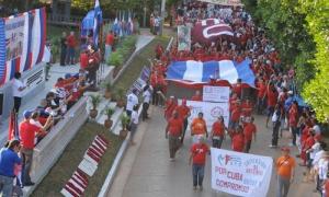 desfile del 1de mayo