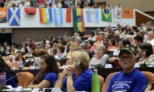 Encuentro Internacional de solidaridad con Cuba, y América Latina y el Caribe.