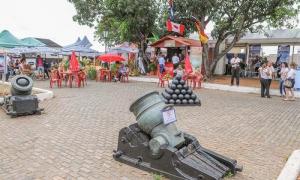 Feria de Turismo FIT CUBA 2016 desde la Fortaleza de San Carlos De La Cabaña