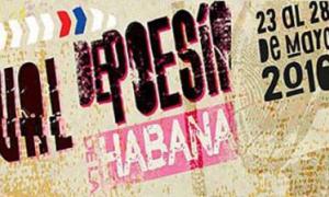 cartel del Festival de Poesía de La Habana