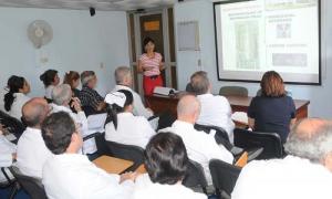 Conferencia de la Dra Tania Crombet