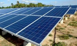 parque solar fotovoltaico  de Pinar del Río
