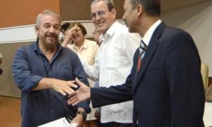 VII Convención Internacional de Psicología. HOMINIS 2016. Premio a la Obra de toda la vida Manuel Angel Calviño (Psicologo)