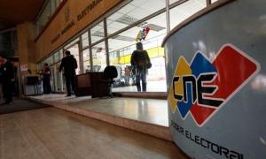 Consejo Nacional electoral Venezuela