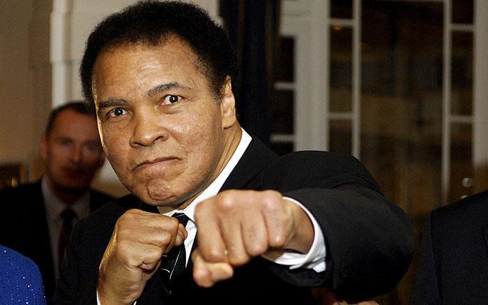 Falleció Mohamed Alí, una de las leyendas del boxeo mundial
