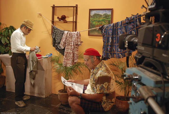 Vivir del cuento, el programa más popular de la televisión cubana estará entre las ofertas del nuevo canal.