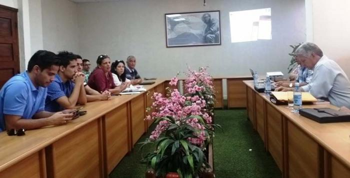 Nueva aplicación facilitará debates de los documentos del VII Congreso del PCC