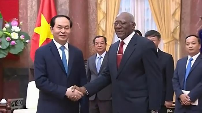Reciben al Primer Vicepresidente cubano líderes vietnamitas