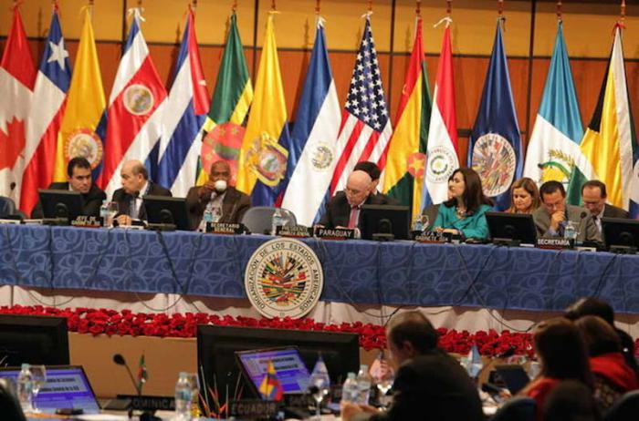 La OEA decidió recientemente evaluar la actuación de Luis Almagro.