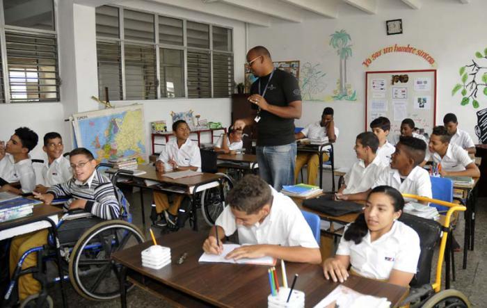 En La Habana Congreso Internacional de Educación y Pedagogía Especial