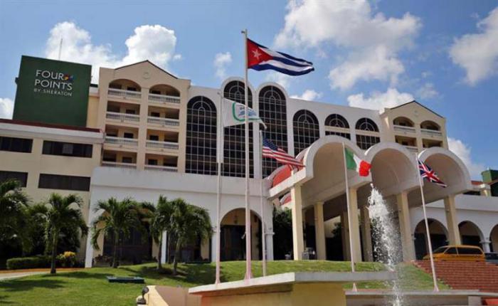 Starwood Hotels & Resorts Worldwide, Inc. es una compañía hotelera con más de 1 300 hoteles en 100 países de todo el mundo.  FOTO: EFE