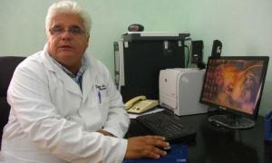 Pedro Luis Muñiz ha sido durante casi tres lustros jefe de servicios de Nefrología del Hospital Provincial Gustavo Aldereguía Lima, en Cienfuegos.
