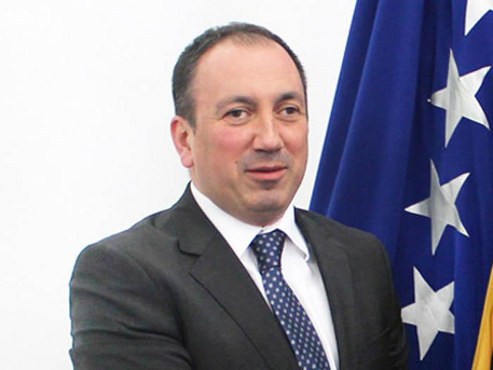 Llegará a Cuba el ministro de Relaciones Exteriores de Bosnia y Herzegovina