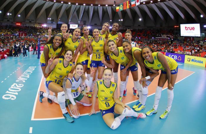 Las brasileñas pelearán esta vez con el público a su favor.