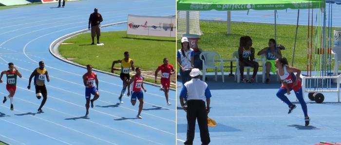 Sobresale Cuba en Campeonato NACAC Sub 23 de Atletismo