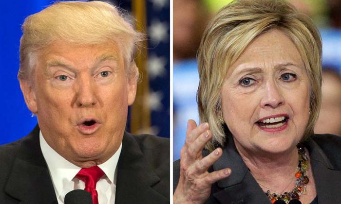 Hillary lidera las encuestas