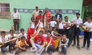La colaboración cultural cubana