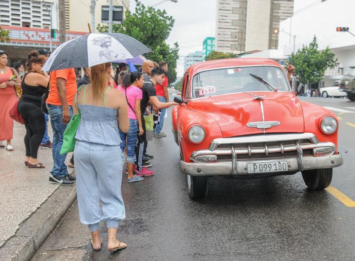 Gobierno de La Habana anuncia precios para taxistas privados