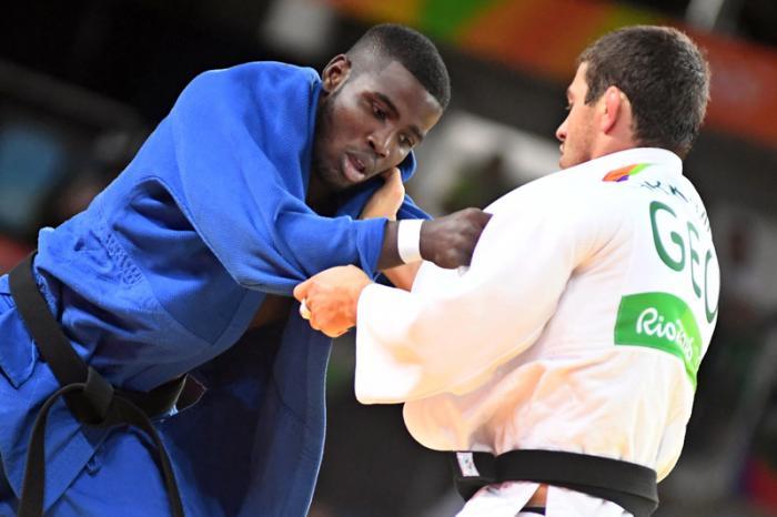 Judo Olimpico 81 M Silva