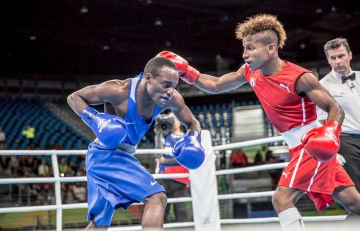 Argilagos aseguró la primera medalla olímpica de Cuba
