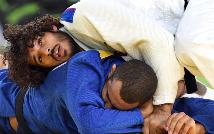Judo Olimpico Asley 90 KG