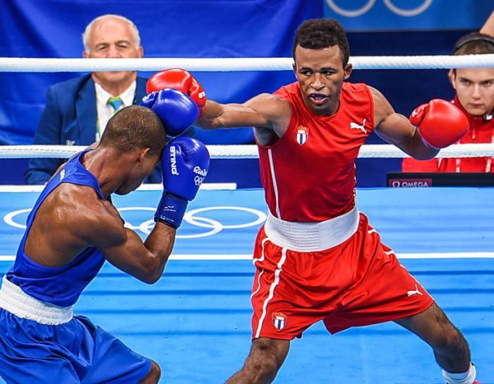 Lázaro Álvarez reeditó en el boxeo olímpico su medalla de Londres'12