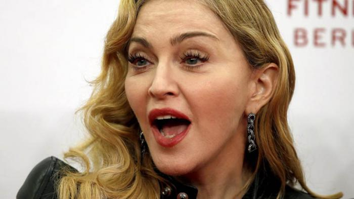 Madonna in Cuba for her birthday