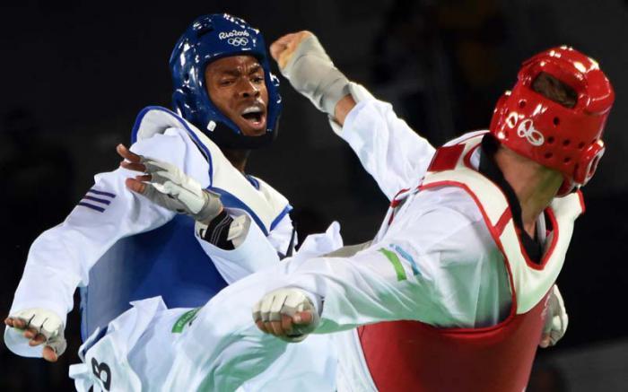Taek-Wondo-Olimpico-Alba-+80kg-pierde su pase a semi final