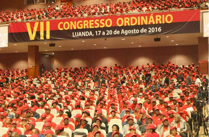 Cuba prestigió Congreso del MPLA en Angola, afirma líder político