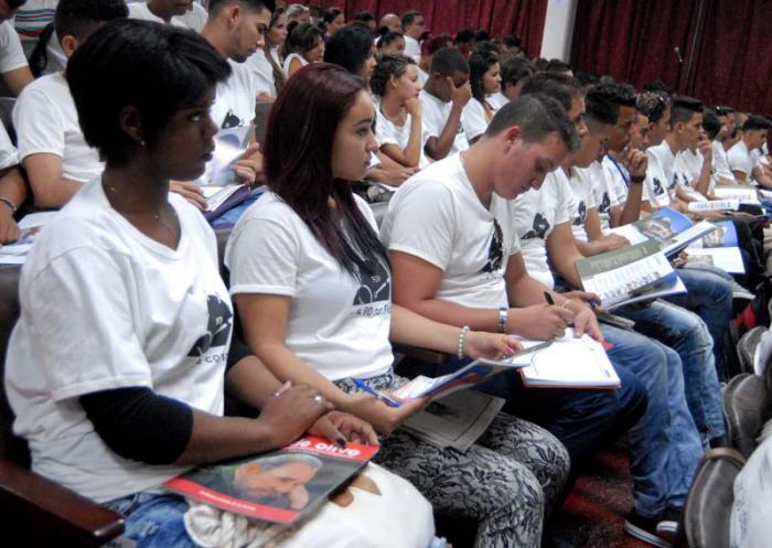 Consejo Nacional de la FEU: Muestra de madurez de la juventud cubana