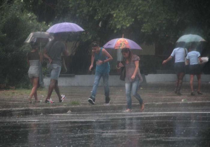 Precipitaciones mantienen comportamiento favorable en el periodo húmedo en Cuba
