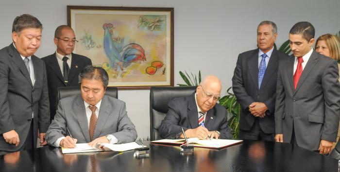 Firman Cuba y Japón acuerdo para reordenamiento de deuda