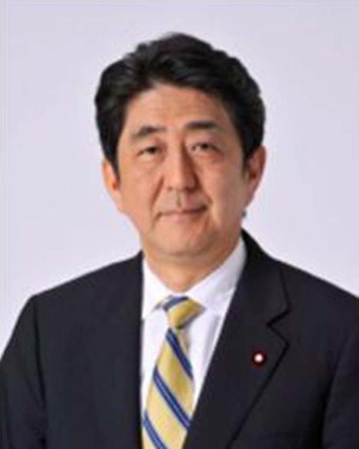 Shinzo Abe: