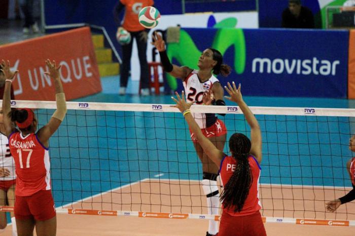 Cuba clasifica para Copa Mundial de Voleibol femenino sub 23