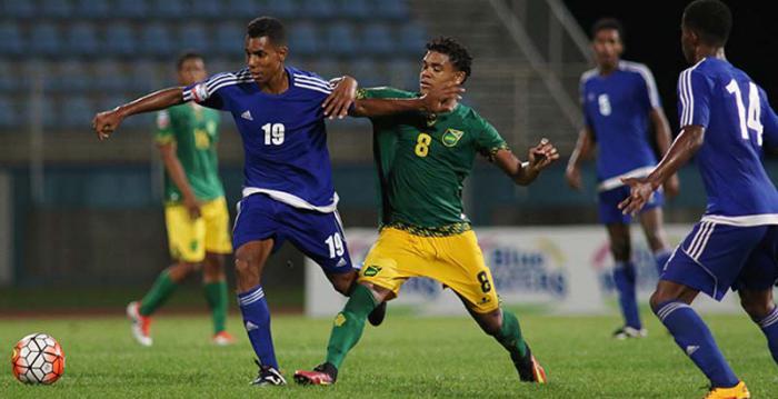 Concluye hoy gira de Sub 17 cubana de Fútbol por Centroamérica