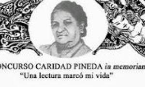 Concurso Caridad Pineda in memoriam, en su 5ta. Edición