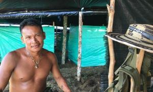 Armando estaba en uno de los círculos de seguridad de Jorge Briceño el día que murió bajo las bombas del Ejército colombiano.
