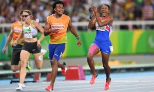Omara Durand se convirtió en la reina de la velocidad de los Juegos Paralímpicos de Río.