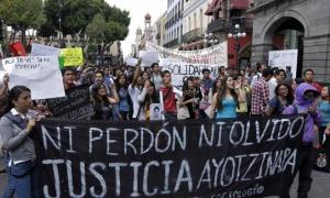 Ayotzinapa 43 desaparecidos