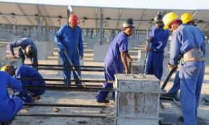 central solar en Cienfuegos