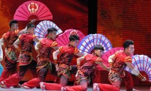 China y Cuba con manos unidas. Gala Cultural.