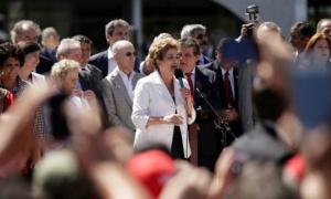Rousseff fue destituida el pasado agosto.
