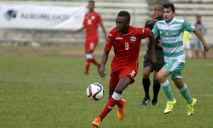 El delantero Maykel Reyes es uno de los cuatro futbolistas cubanos que incursionarán en la pretemporada del Santos Laguna entre los días cinco y 25 de diciembre.